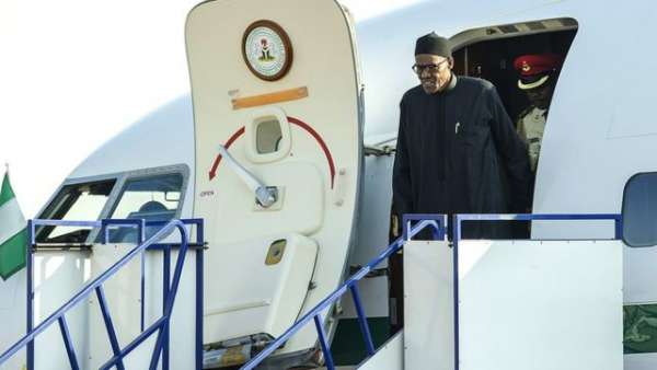 Buhari leaves for London medical holiday today as doctors set for strike