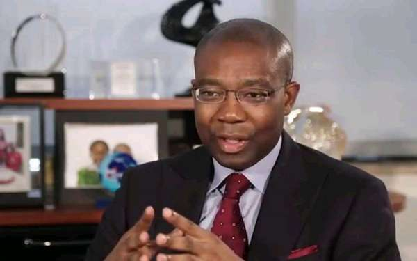CBN said Herbert and I were too young to buy Access Bank Aig Imoukhuede reveals in new book