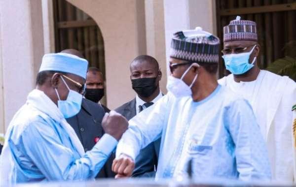 Chadian President Visits Buhari
