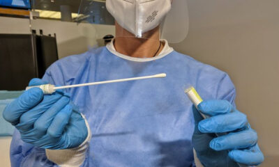 China makes covid 19 anal swabs compulsory for foreign travelers