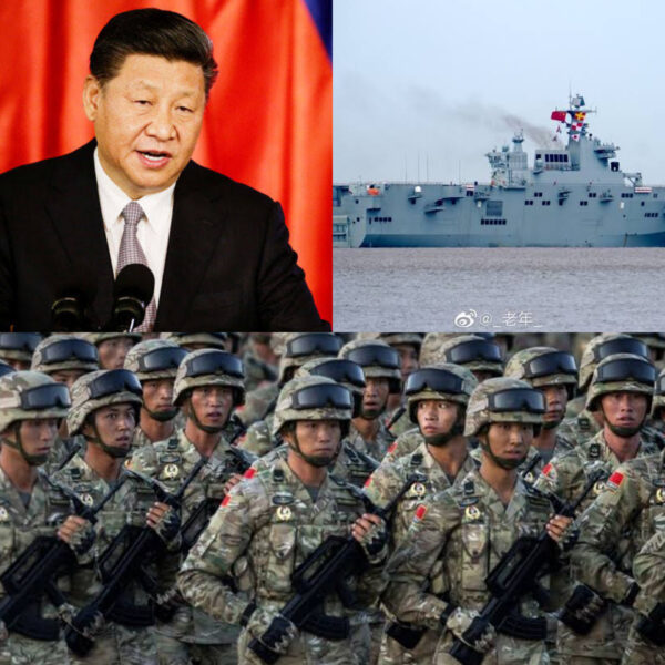 China plans to overwhelm and takeover Taiwan with its military within the next six years US military warns