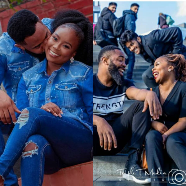 Comedian Arole set to tie the knot with his lover Yemi