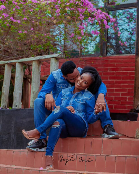 Comedian Arole set to tie the knot with his lover Yemi1