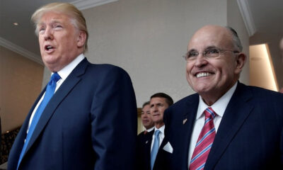Donald Trump and Rudy Giuliani served lawsuit that accuses them of inciting the January 6 MAGA riot