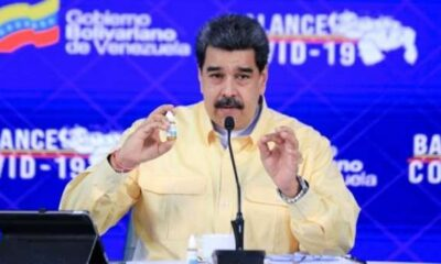 Facebook Freezes Venezuela Presidents Page Over COVID 19 Misinformation