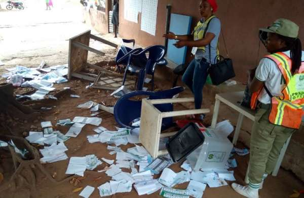 Gunmen abduct APC collation officer as explosion rocks polling station
