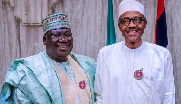 I didnt support tenure elongation for Buhari Senate President Ahmad Lawan