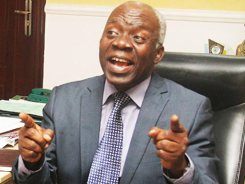 Iboris loot should be returned to Delta state Falana