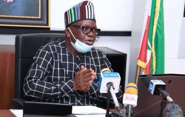 Insecurity Nigeria on life support gasping for breath – Gov Ortom