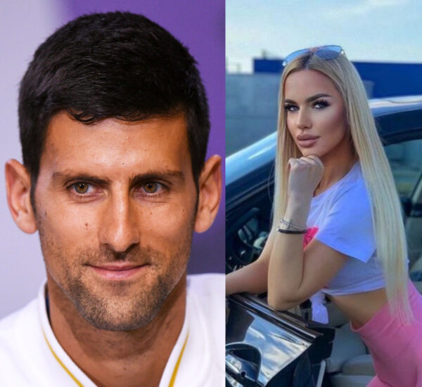 Model reveals she was offered 52k to seduce tennis ace Novak Djokovic and destroy his marriage to his high school sweetheart