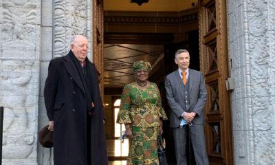 Ngozi Okonjo Iweala assumes office as DG of the World Trade Organization photos