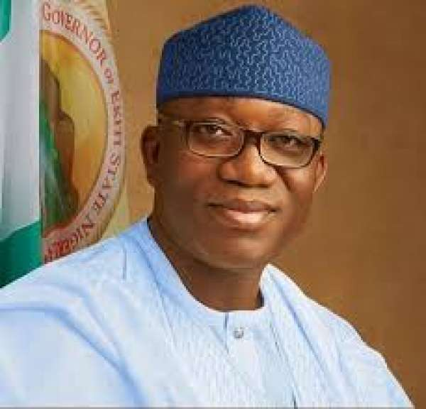 No serious politician will ignore opportunity of becoming President – Fayemi