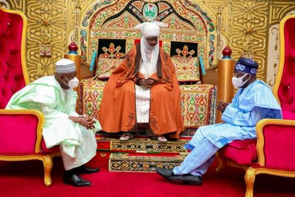 Only Unity Understanding Will Make Nigeria Prosperous Again ― Tinubu
