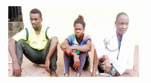 Orphanage owner arrested for defrauding woman of N1m