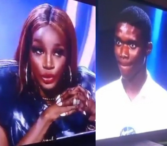 Singer criticized by Seyi Shay during audition speaks