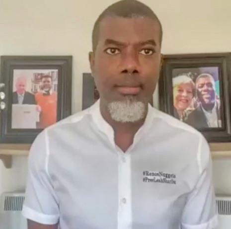 Spending money on a woman just because you are dating her is not generosity it is stupidity Reno Omokri tells men