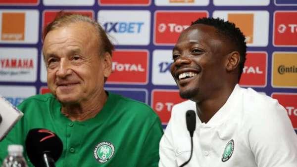 Super Eagles captain Ahmed Musa vow to end Benin unbeaten run