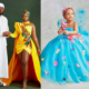 Teddy A and Bam Bam celebrate their daughter Zendaya on her 1st birthday photos