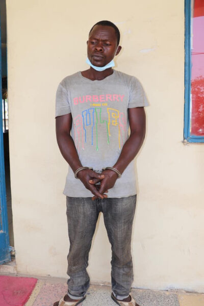 40 year old father of four arrested for allegedly raping minors in Niger state says he lured the victims with N200 and loaves of bread