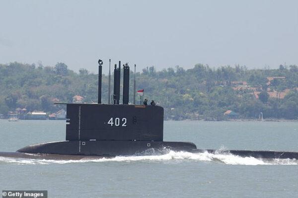 All 53 sailors in sunken Indonesian Navy submarine confirmed dead