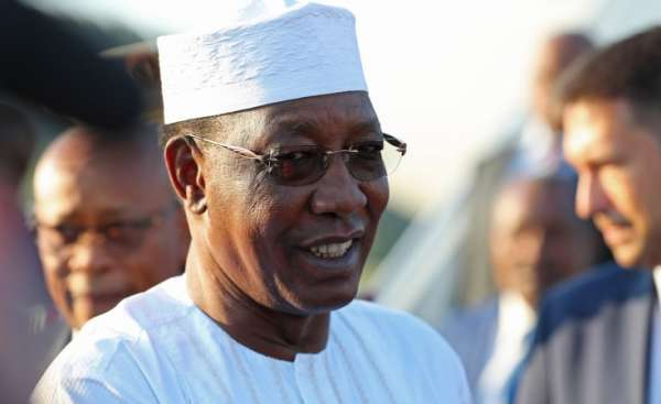 Burial Of Late Chadian President Idriss Deby Set For Friday