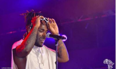 Burnaboy Makes History As First Artiste To Hit 100 Million Streams On Boomplay