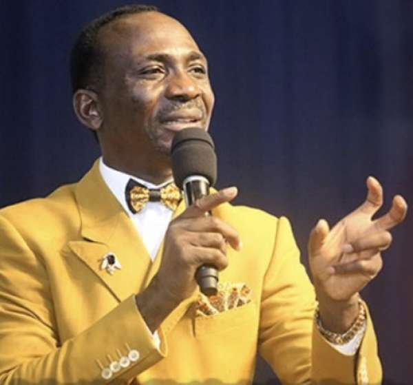 By Gods grace we do not lack the capacity to buy a private Jet — Paul Enenche
