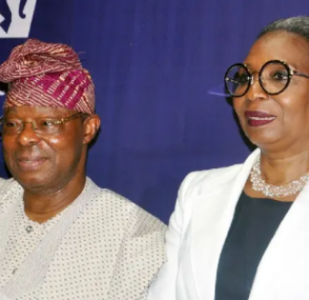 CBN sacks all First Bank directors including Ibukun Awosika and Oba Otudeko
