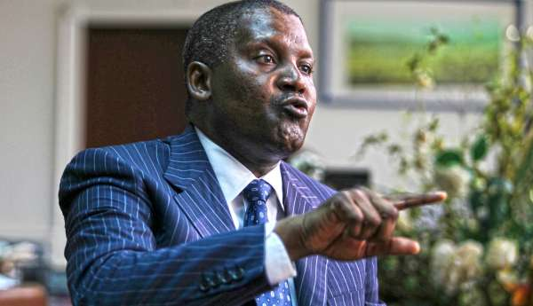 Dangote Ready To Boost Agric Activities