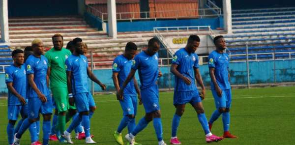 Enyimba Record Slim Victory Over Pirates Qualify For Confed Cup Quarterfinals