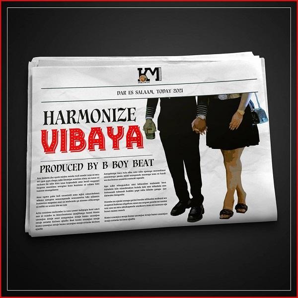 Harmonize Vibaya Lyrics