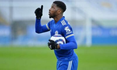 Harvest of goals for Nigerian stars in Europe