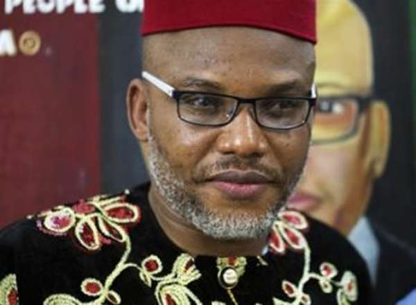I sacrificed my parents for Biafra I will sacrifice everything – Nnamdi Kanu