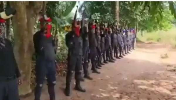 IPOB dares army appoints new commander for ESN
