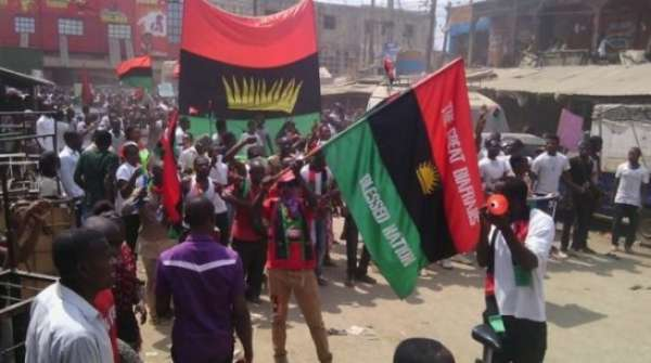 IPOB renames Imo Government House Roads after slain 'commander
