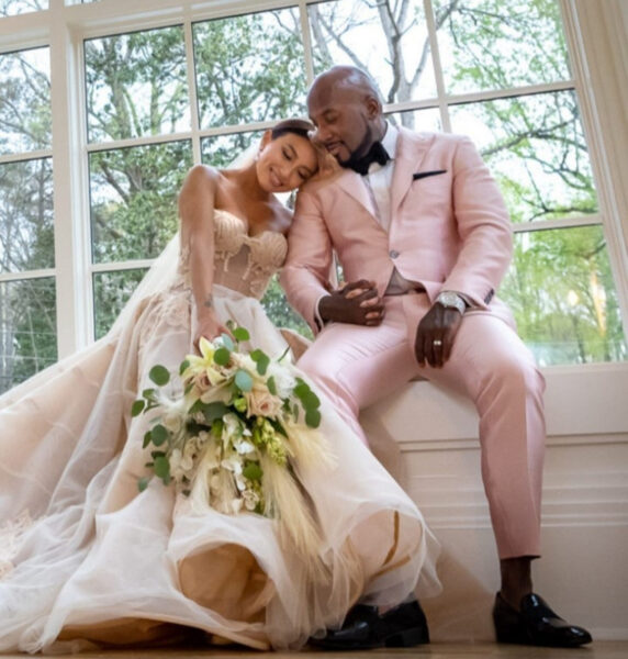 Jeannie Mai and Jeezy get married one year after their engagement photos