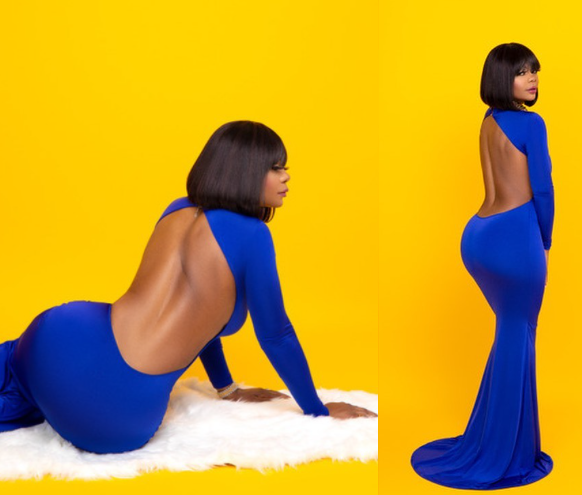 Karen Igho shares stunning new photos as she turns a year older today