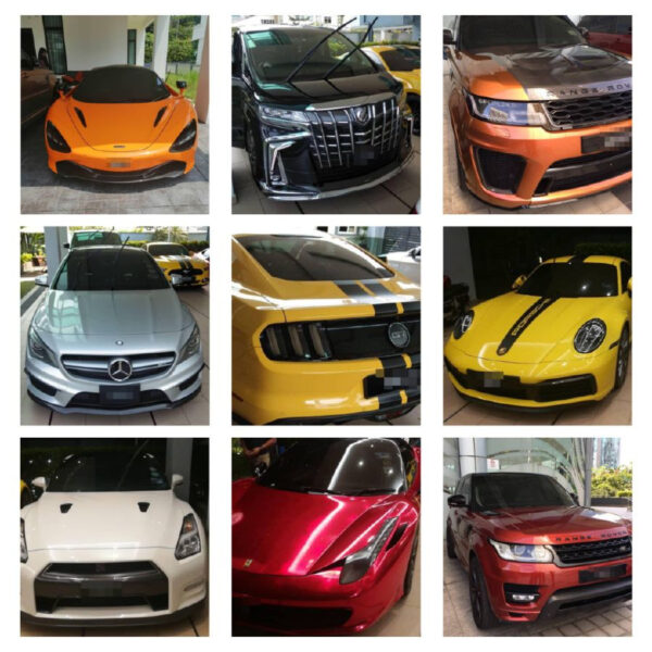 Malaysian Anti Corruption agency seizes cash luxury cars yacht helicopters from head of a cartel that monopolized govt tenders