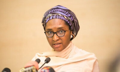 Minister of Finance Zainab Ahmed again counters Governor Obasekis claim