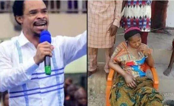Mixed reactions over Prophet Odumeje comedienne Ada Jesus saga