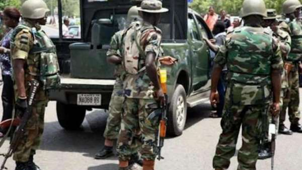 Nigerian army withdraws troops close military camp over bandits attack