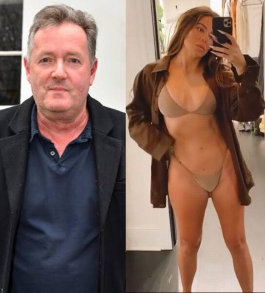 Piers Morgan slams Khloe and entire Kardashian family after real unedited photo leak