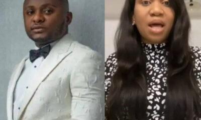 Sandra Iheuwa apologizes to Ubi Franklins alleged lover Renee
