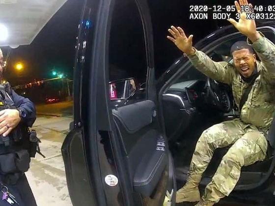 Virginia police officer sacked for pepper spraying black Lieutenant