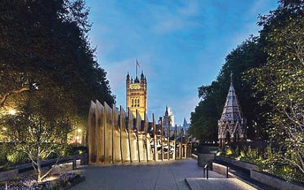 Westminister Holocaust memorial final decision due by July