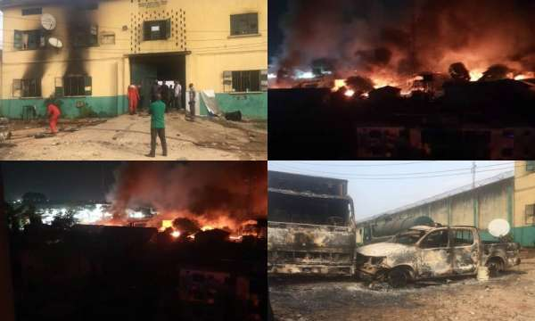 12 Gunmen Linked With Owerri Correctional Centre Police Stations Attacks Arrested