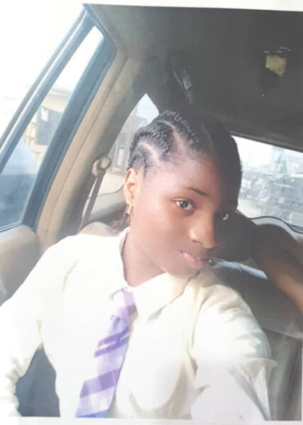 13 year old schoolgirl found 8 days after she was declared missing in Delta