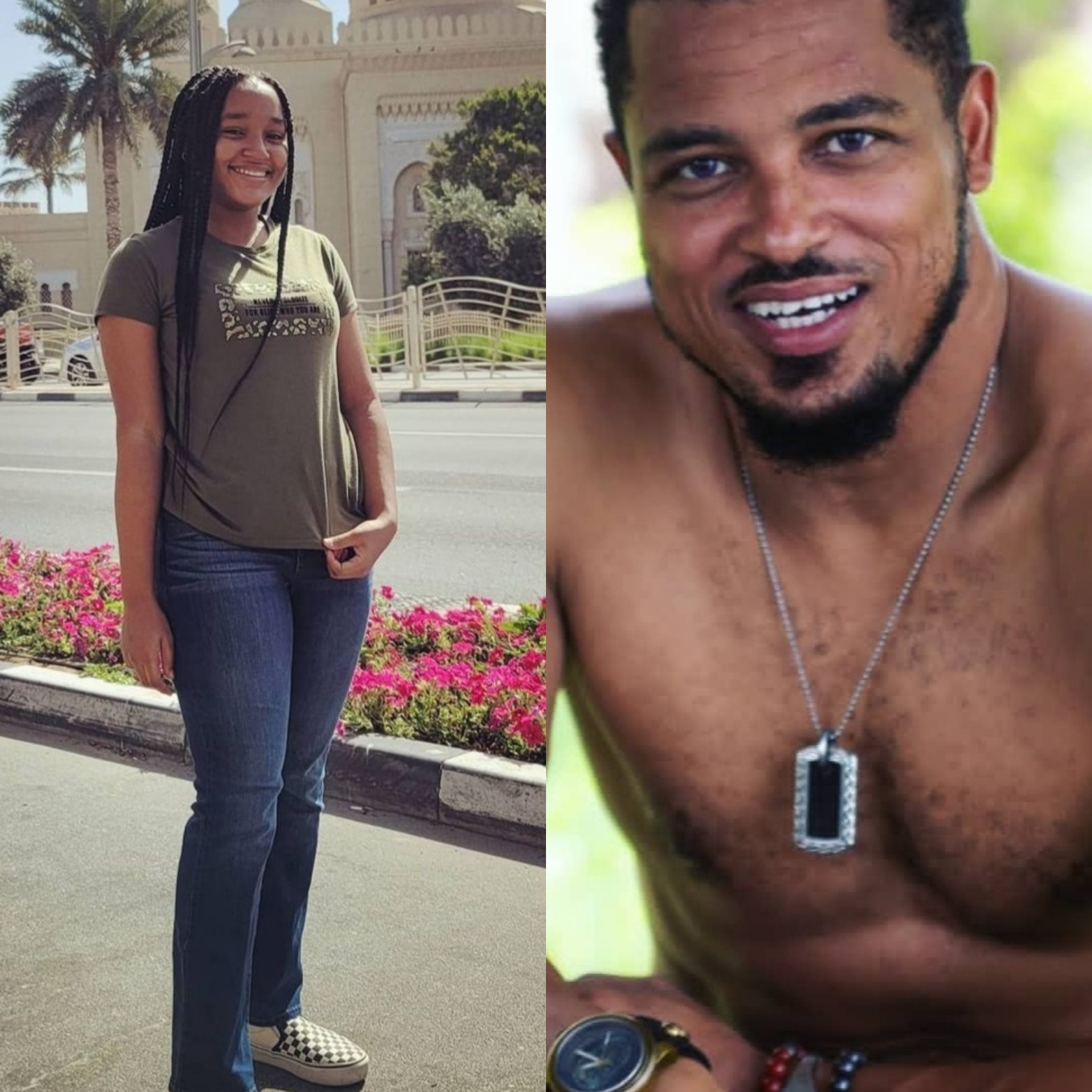 Actor Van Vicker shows off his beautiful daughter as he celebrates her on her 15th birthday