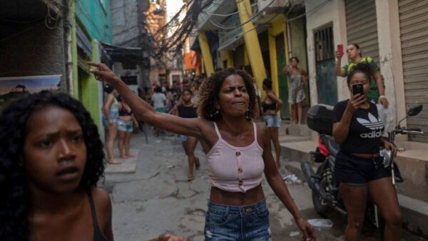 Brazil violence Rio police accused by residents of abuses in raid