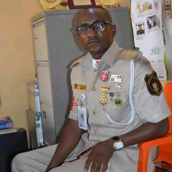 Chief Provost of Nigerian Immigration Service Imo State Command assassinated
